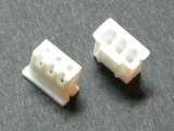 "Wafer 3-pin 0.1"" Cable Female JST EH/XH 2.54 Header"
