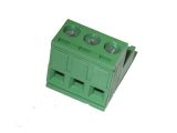 "3pin 0.2"" / 5.08mm Pluggable Screw Right Angle Terminal Block (5mm)"