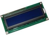 Character LCD 16x2 BLUE Backlight SPLC780/HD44780