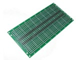 Prototyping PCB 114 x 57mm w/ 840 Pad + SMT (Green)