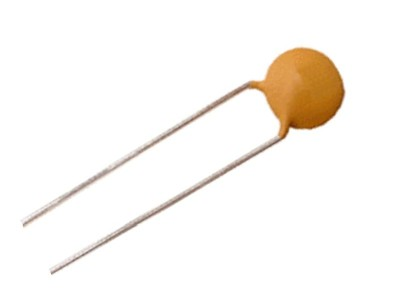 68pF/50V Radial Ceramic Disc Capacitor