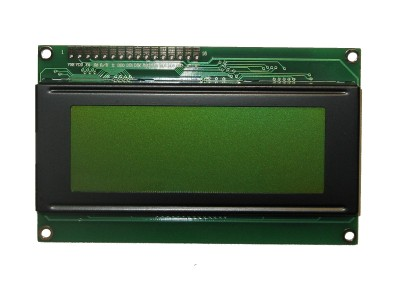Character LCD 20x4 YELLOW Backlight SPLC780/HD44780