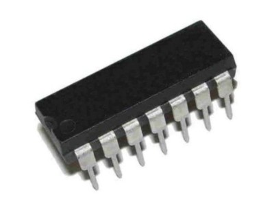 Quad General Purpose Operational Amplifier OP400GPZ Analog