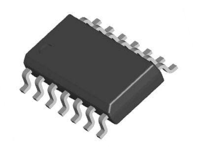 Quad General Purpose Operational Amplifier LM224D ON Semi