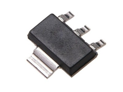 Low Dropout Voltage Regulator 2.5V 800mA SPX1117M3-L-2-5 SOT223 Exar