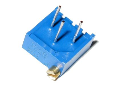 3296 Precision Trimpot 50k Ohm 3296P Variable Resistor 503