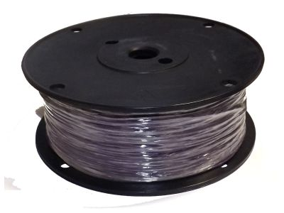 Hookup Wire UL1007 22 AWG 7 Strain Tinned Copper PVC Jacket Violet