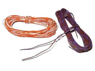 AWG24 Insulated Copper Wire 8m