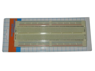 Solderless Breadboard 840 Tie Points
