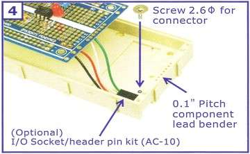 Using QB - 4 - Remove Soldered PCB